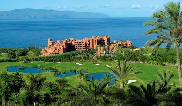 Hotel The Ritz Carlton Abama : 5*****