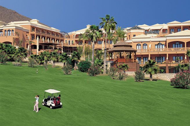 Hotel Las Madrigueras, Golf Resort & Spa: 5*****