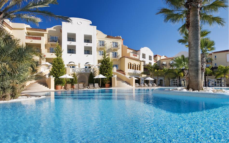 HOTEL DENIA MARRIOTT LA SELLA GOLF & SPA 5*