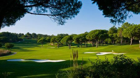 GOLF QUINTA DO LAGO SUL