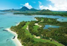 Golf en Mauricio