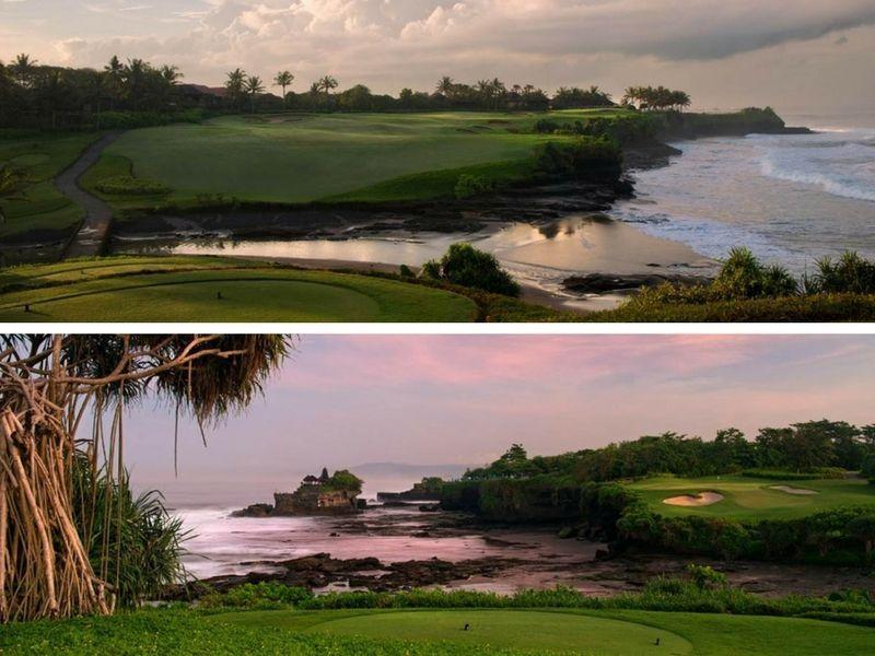 Nirvana Bali Golf