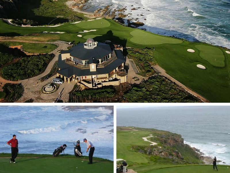 The Pinnacle Point Golf Course