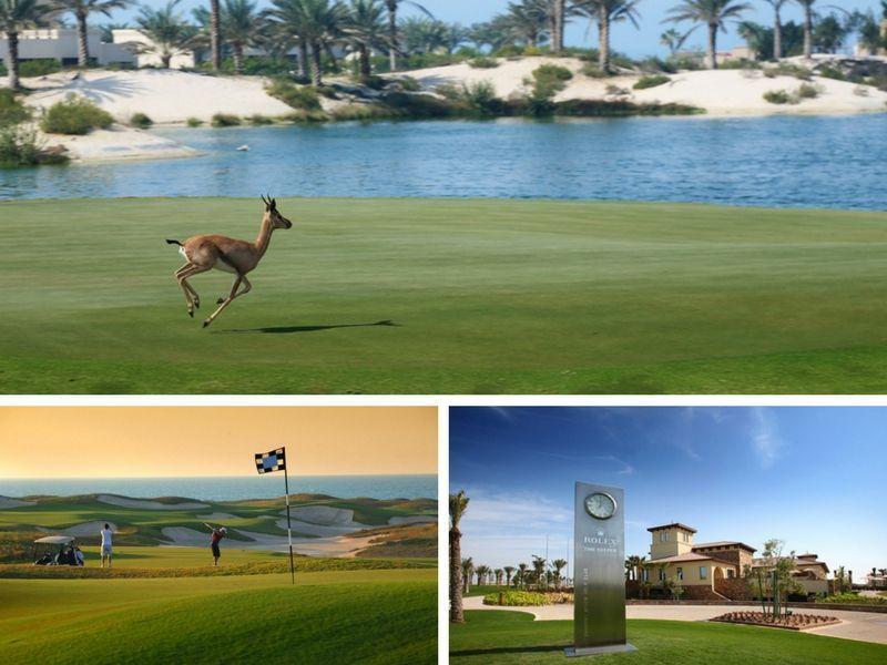 Club De Golf Saadiyat Beach